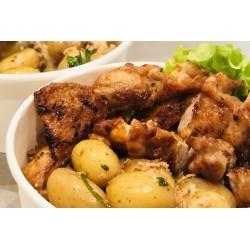 Coffret poulet grillé et...