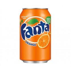 Canette Fanta 33cl
