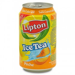 Canette ice tea 33cl